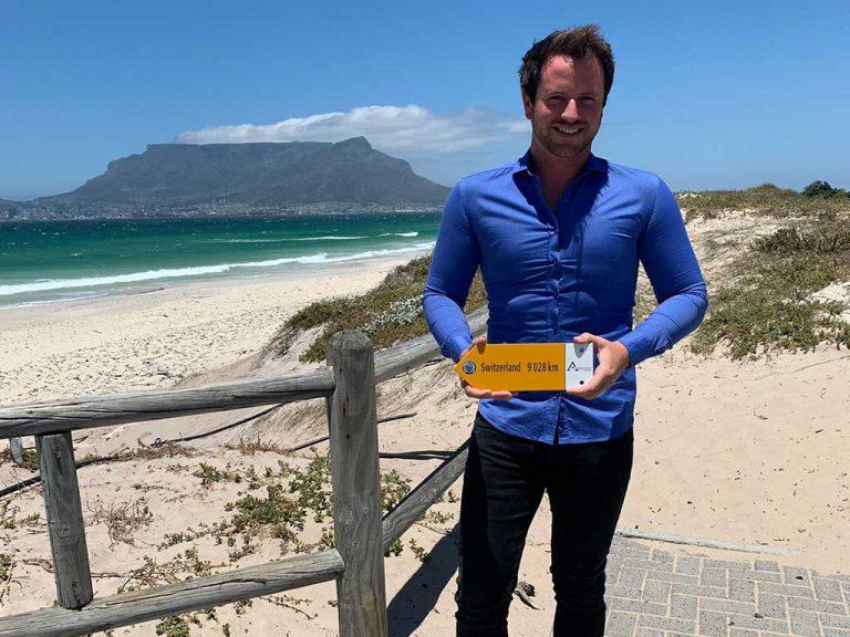 Keith Kroon, your Algordanza representative in South Africa